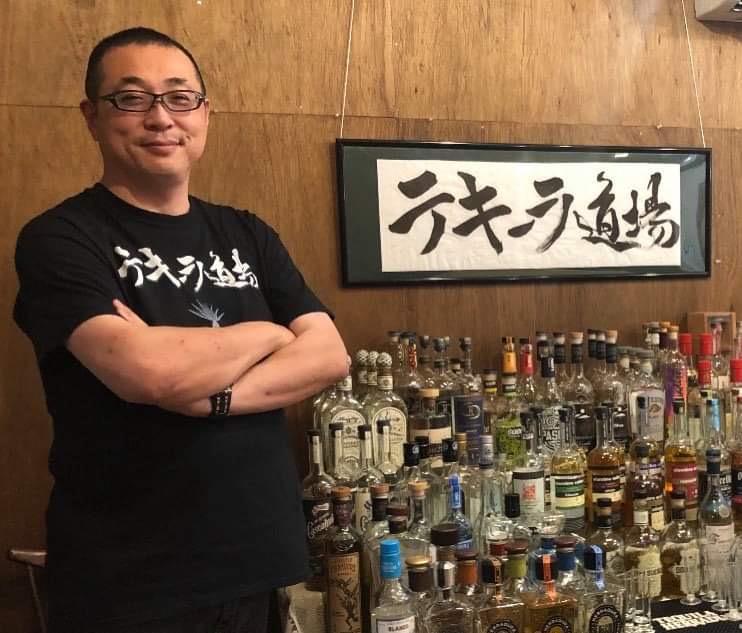ゲスト講師前田顕義、Calle23ブランドアンバサダー、サトー酒店、テキーラ道場主催