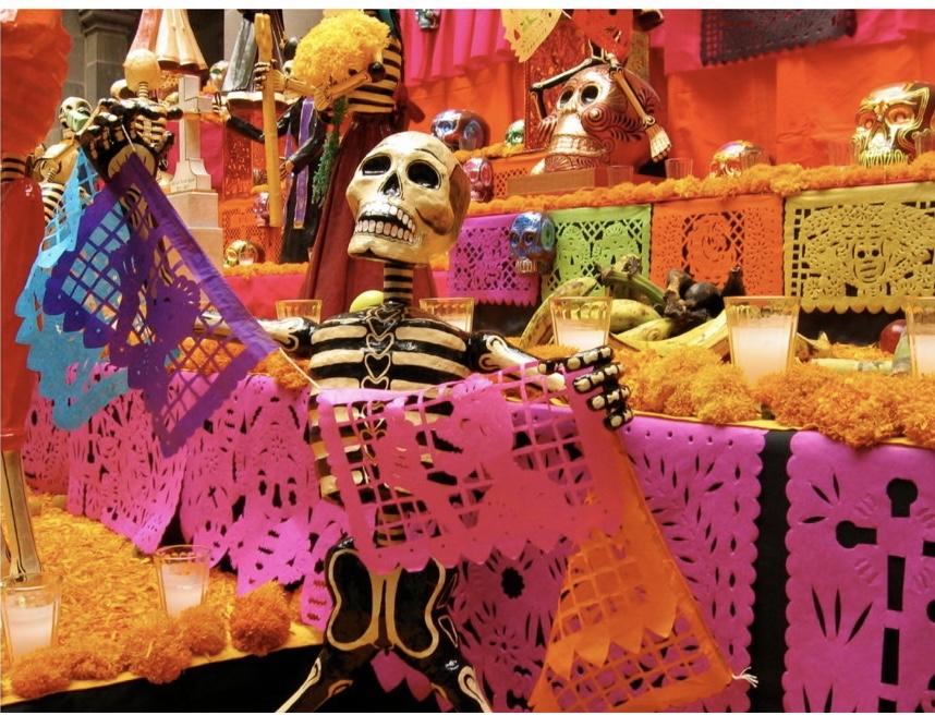 10月30・31日(土日)開催Día de los Muertos ~食文化から感じるメキシコ「死者の日」体験イベント~by JUAST×CIELITO LINDO BAR AND GRILL