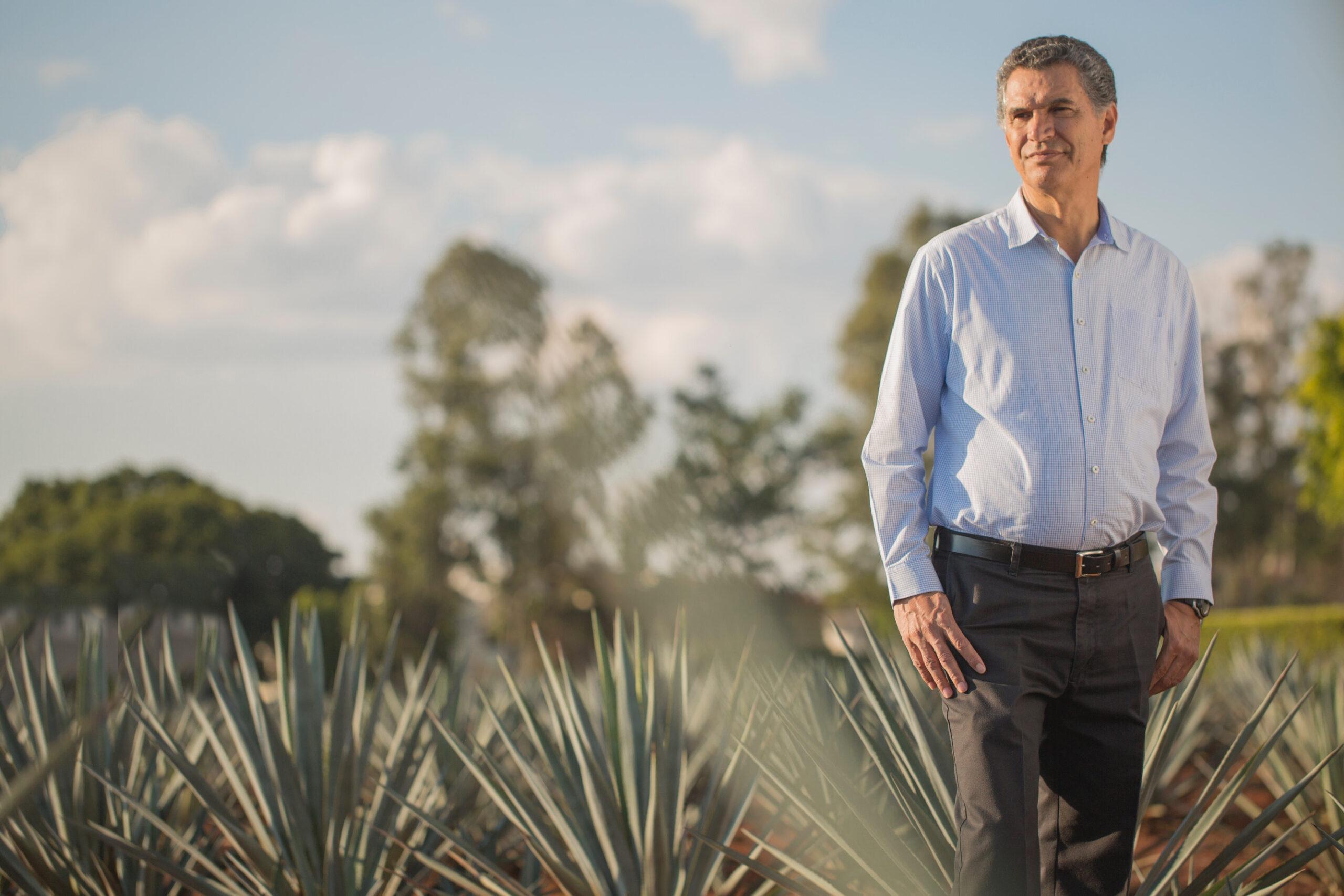 「Olmeca(オルメカ)」及び「Olmeca Altos(オルメカ アルトス)」のマスターディスティラーJesus Hernandez(ヘスス・ヘルナンデス)氏