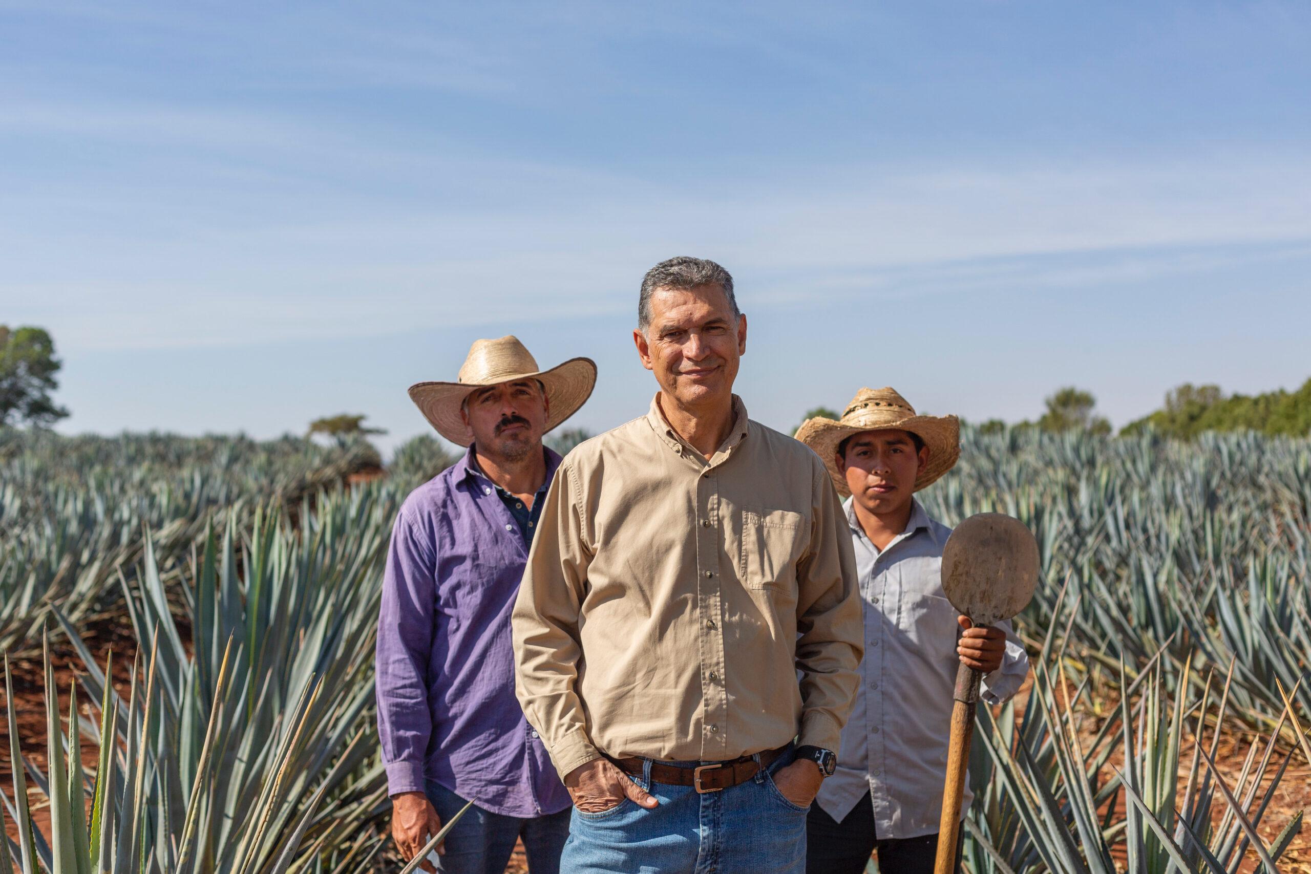 「Olmeca(オルメカ)」及び「Olmeca Altos(オルメカ アルトス)」のマスターディスティラーJesus Hernandez(ヘスス・ヘルナンデス)氏に、ブランド こだわりや蒸留所の現状についてインタビュー